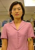 個人照集錦:試穿婦女會的制服