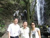未分類相簿:1001105與二位尊敬的老師合影於高樹大津瀑布01