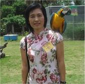 個人照集錦:可愛滴鸚鵡