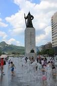 2012年暑假1463公里的遨翔-3 day:光化門廣場-李舜臣將軍像