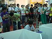 本實驗室參加新光保全智慧型保全機器人競賽榮獲佳作:_DSC03921.JPG