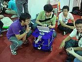 本實驗室參加新光保全智慧型保全機器人競賽榮獲佳作:_DSC03926.JPG