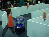 本實驗室參加新光保全智慧型保全機器人競賽榮獲佳作:_DSC03928.JPG