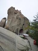 201210月西安及北京16日:10/8石中鑿洞便成仙廟