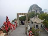 201210月西安及北京16日:10/8山稜景致美