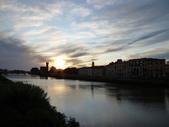 2011年10月義大利16日遊:比薩之城市河.JPG