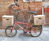 2011年10月義大利16日遊:可愛又方便的腳踏車3.JPG