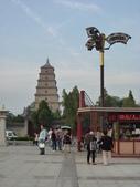 201210月西安及北京16日:10/10西安大雁塔