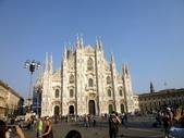 2011年10月義大利16日遊:米蘭-米蘭大教堂.JPG