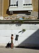 2011年10月義大利16日遊:威尼斯_畫中畫.JPG