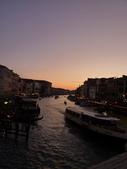 2011年10月義大利16日遊:威尼斯-夕陽.JPG