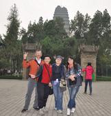 201210月西安及北京16日:10/7西安小雁塔