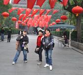 201210月西安及北京16日:10/7西安明城牆入口