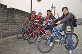 201210月西安及北京16日:10/7城牆上騎單車