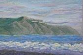 2009 年painting exhibition 西畫社聯展:倪耿_山海晨曦木刻9804B.jpg