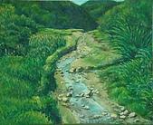 2009 年painting exhibition 西畫社聯展:倪耿_石門山谷10F9711.jpg