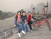 201210月西安及北京16日:10/7騎到角樓