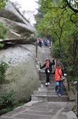201210月西安及北京16日:10/8華山險峻山型