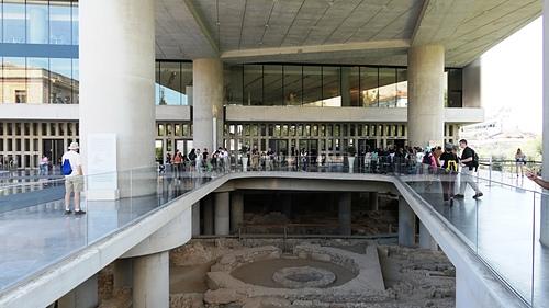 雅典34-衛城博物館.JPG - 雅典Athens