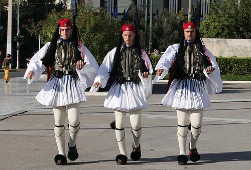 雅典7-無名戰士碑.JPG - 雅典Athens