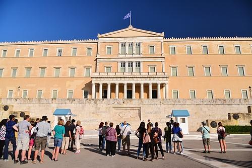 雅典4-國會議事堂.JPG - 雅典Athens