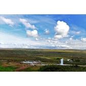 【北歐旅記】冰島- Geysir蓋錫爾間歇噴泉地熱公園(三)- 登高望遠:相簿封面