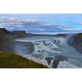【北歐旅記】冰島-令人震撼的Gullfoss(古佛斯瀑布)一:相簿封面