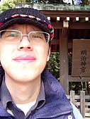 日本東京銀座參展之旅:跟明治神宮拍照