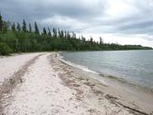 逐湖之旅:荒島沙灘