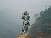 霞喀羅古道:橋上的泰雅勇士
