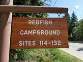 未分類相簿:Redfish Campground