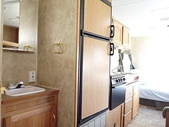 漂泊的木屋:furnace, water heater與完整的廚房