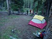絕境之旅:右邊是我的帳篷