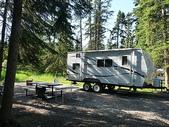 漂泊的木屋:抵達小紅鹿河的red lodge provincial park
