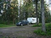 :在 Sturgeon Lake的營地