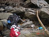 霞喀羅古道:取溪水烹茗