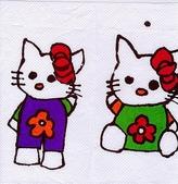 Emily與Tina的畫:Cute----Tina小時候的畫