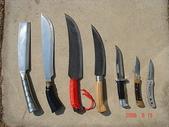 荒人的歲月:刀