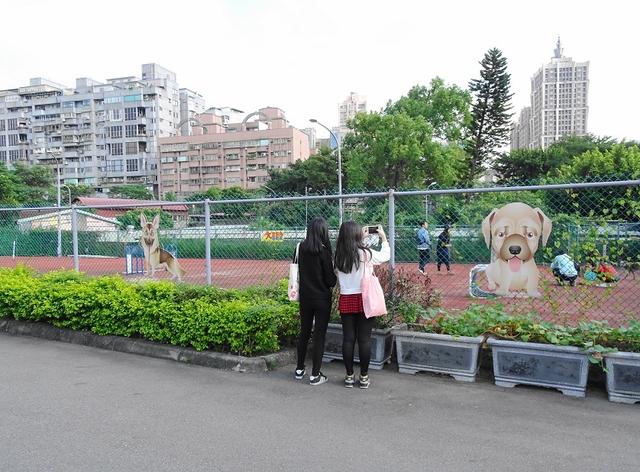 參觀板橋動物之家:
