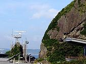 20080713 基隆嶼 登山:島上只有海巡署人員 & 一隻小狗駐所