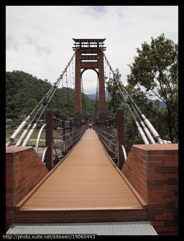 【苗栗縣】南庄:康濟吊橋1