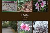 運動風:十八尖山_2014-1-26