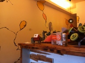 肥孜孜美食團:小小家庭式櫃台