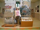 200406麗星郵輪之旅:05背後是柏林圍牆的其中一塊喔