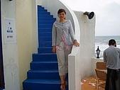 200509大風大雨金山洋荳子咖啡:022美美的樓梯
