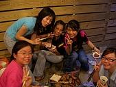 95.10.10 國慶烤肉:第一爐的朋友