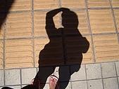 96.09.01&02 極限!綠島2日遊:正中午所以我的影子短短的