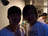 95.10.10 國慶烤肉:依萱和志殷
