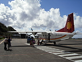 97.10.10 夢的蘭嶼第壹天:比想像中安穩很多的飛機