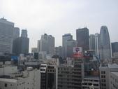 東京‧2011春:房間的窗景